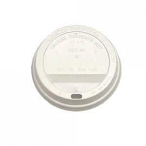 12oz white sip lid