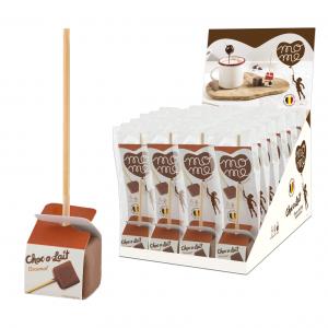Caramel Choc-O-Lait Sticks