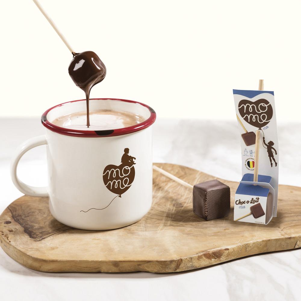Simply Stir into Hot Milk