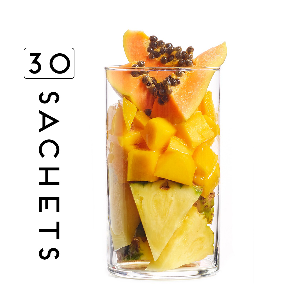 Pineapple-Sunset-Smoothie