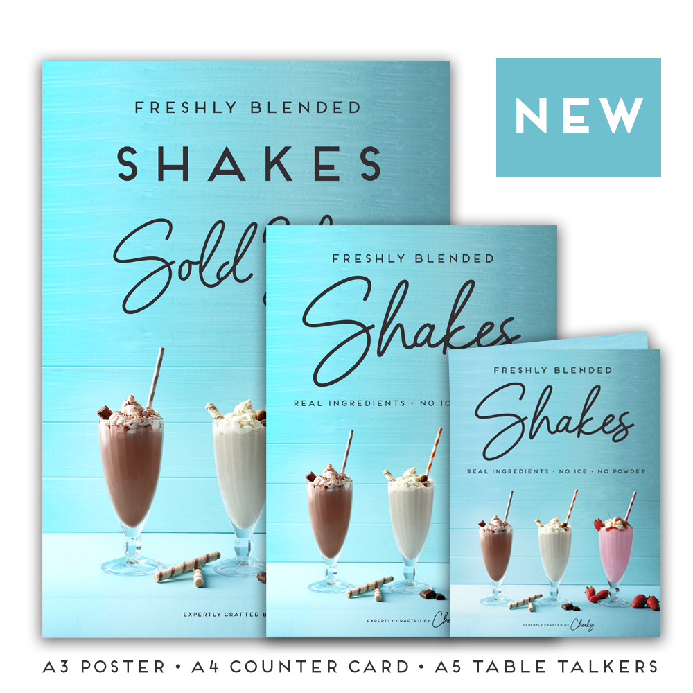 Shakes promo pack