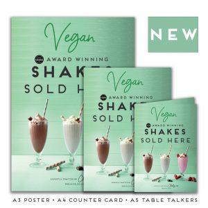 Vegan Shakes Promo Pack