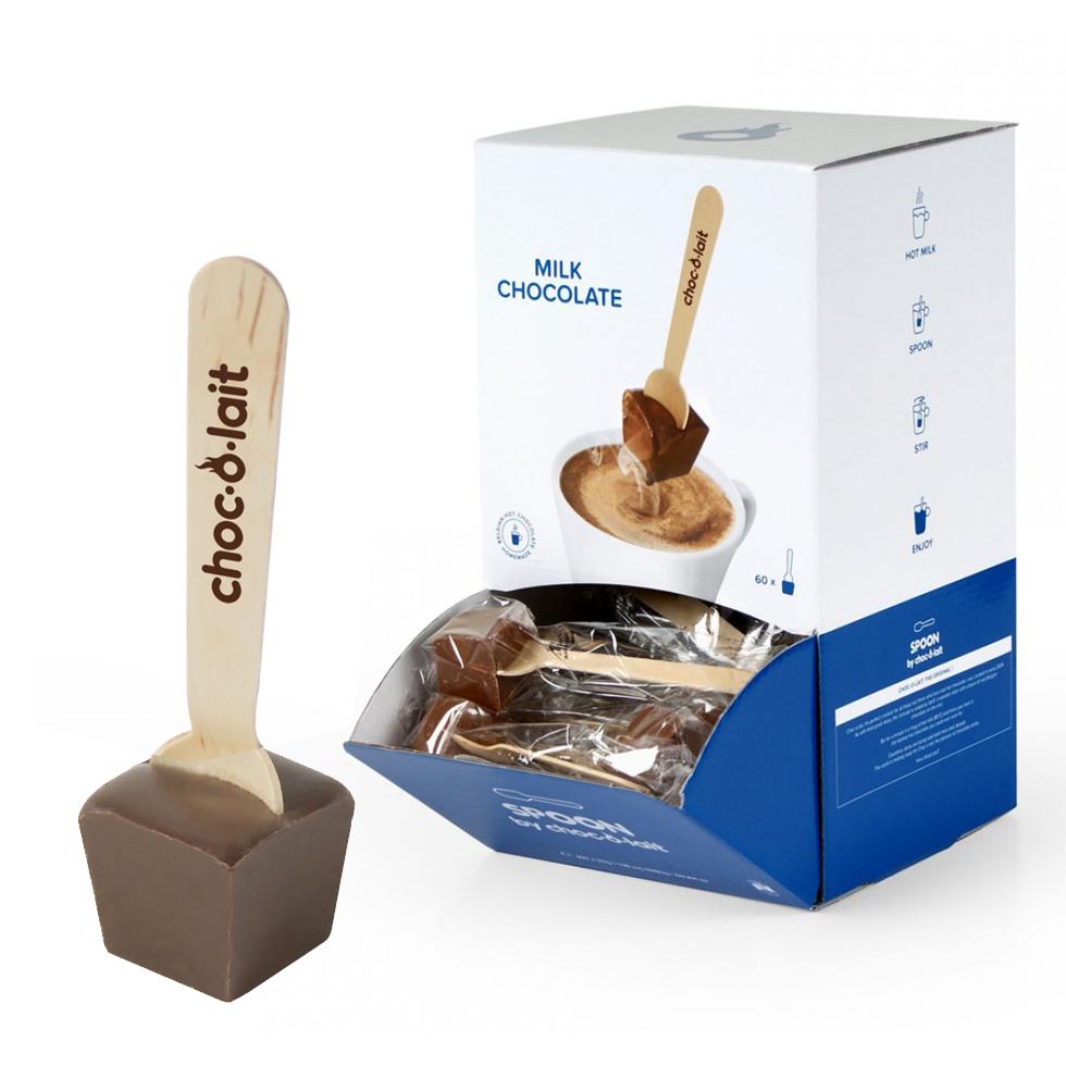 Milk Choc-O-Lait Spoon