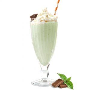 Mint Choc Chip Milkshake