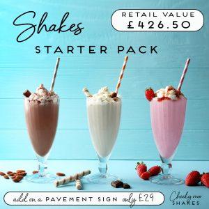 Milkshakes Starter Kit
