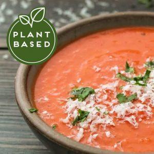 Italian Tomato & Lentil Soup