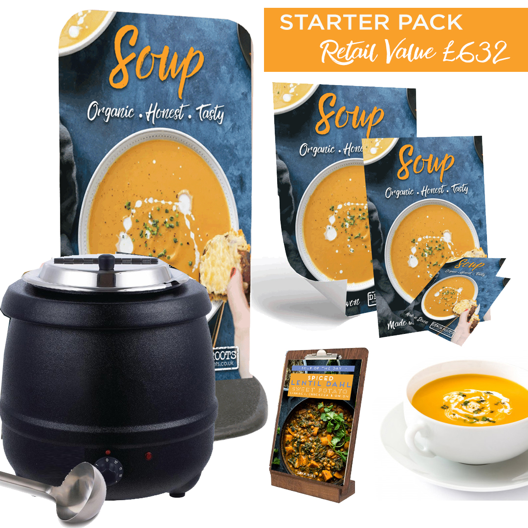 Soup Kettle Starter Pack