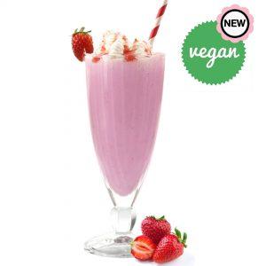 Strawberry Vegan Shake