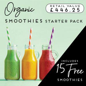Organic Smoothies Kit